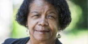 Janette Boyd Martin, President of the Albemarle-Charlottesville NAACP