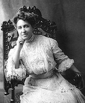 Mary Church Terrell, one of founders of NAACP
